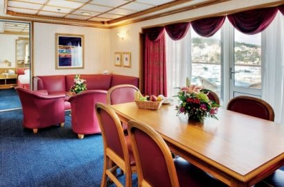 cabin type - Grand Suite