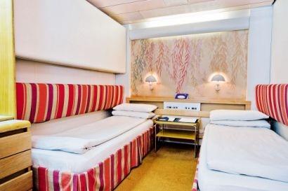 cabin type - Inside