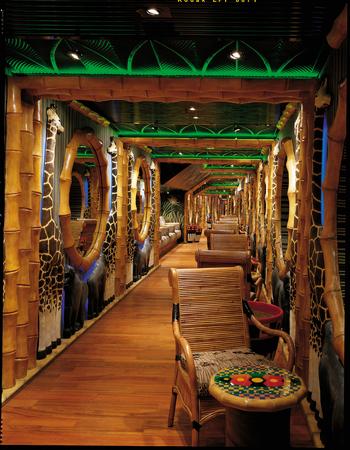 The Jungle Promenade