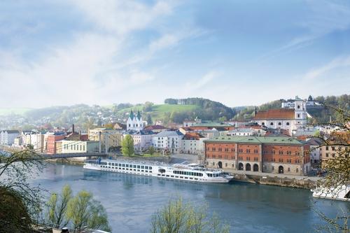 River Countess in Passau