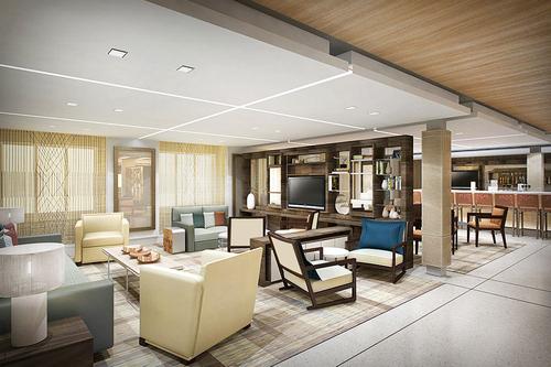 Atrium Lobby Lounge
