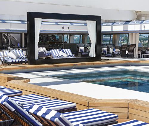 Lido Pool Deck
