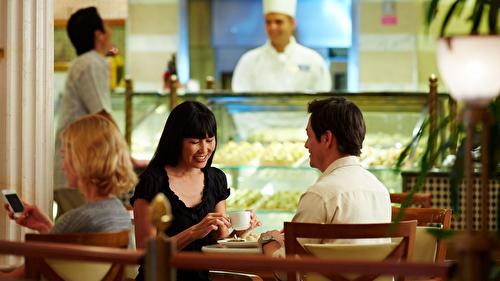 International Cafe