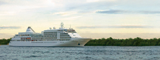 Cruise Ship - Silver Whisper