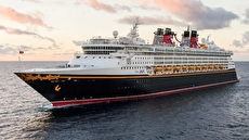 Cruise Ship - Disney Magic