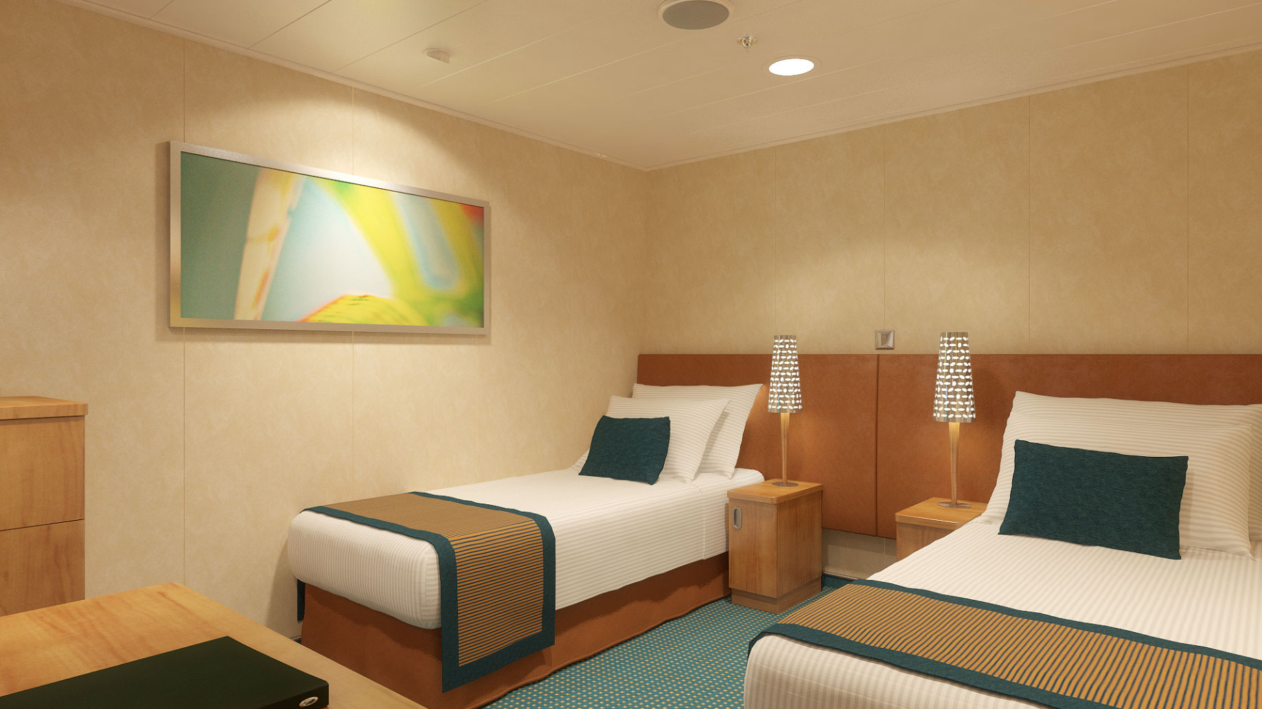 Carnival Cruise Rooms For 3 2018  Punchaoscom
