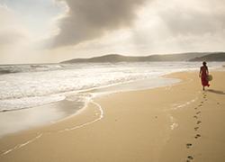 Holidays to sunny beach