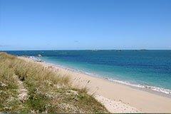 Shell Beach, Herm