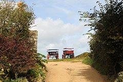 Sark Carts, Channel Islands