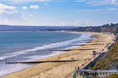 Bournemouth Beach, South Coast