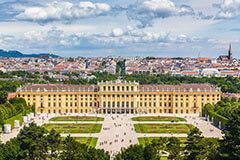 Schonbrunn Palace Vienna, Austria