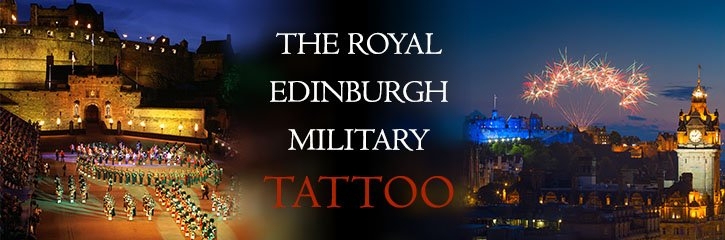 The Royal Edinburgh Military Tattoo - Coach Packages