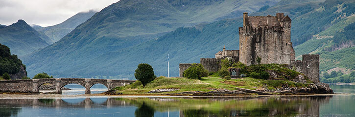 Scotland Tours from Manchester
