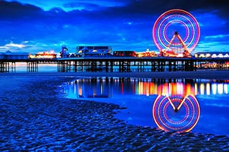 Cheap Breaks to Blackpool Illuminations 2017 by Coach