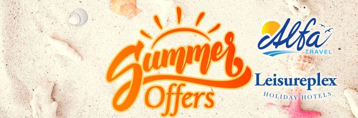 Alfa Travel - Summer Offers