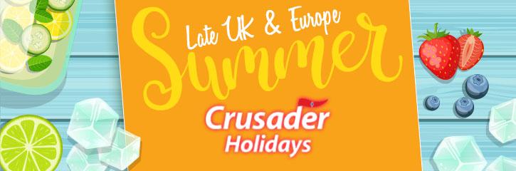 Crusader top ten tours