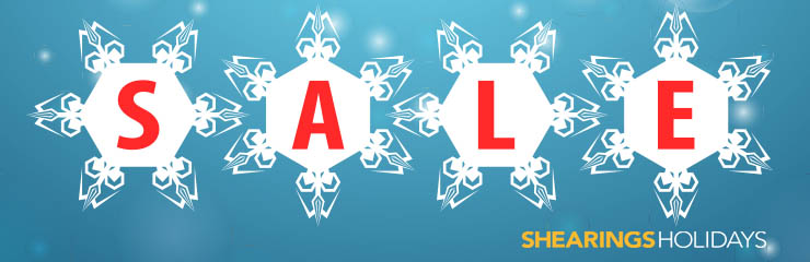 Winter Sale - Shearings Holidays in the UK and Europe