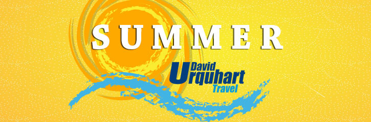 Summer Deals from David Urquhart Holidays