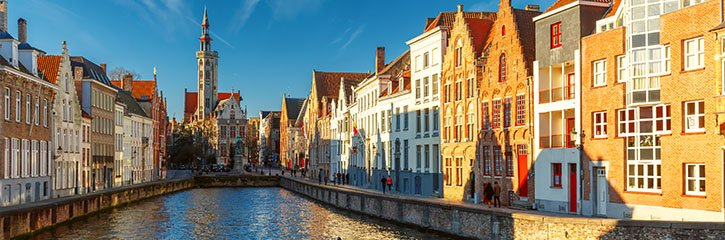 Caledonian Travel - Belgium Holidays