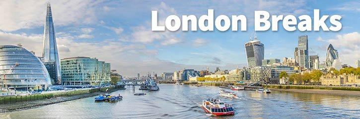 Edwards Holidays - London Breaks 2017