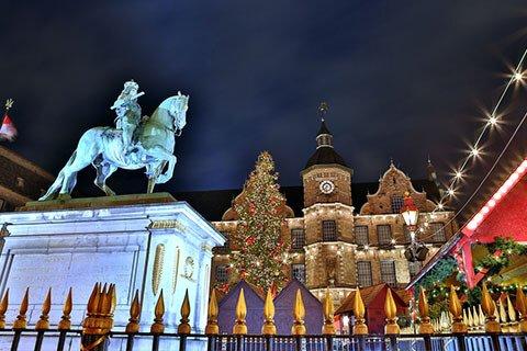 Dusseldorf Xmas markets