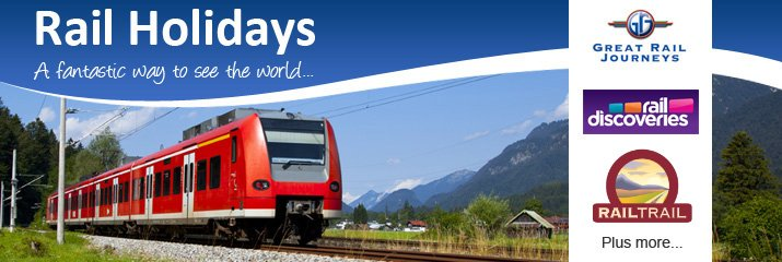 Rail Holidays