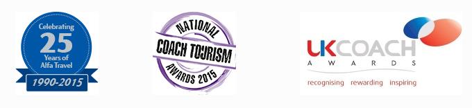 Alfa national coach tourism award