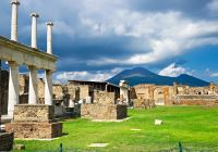 Rome, Pompeii and Capri
