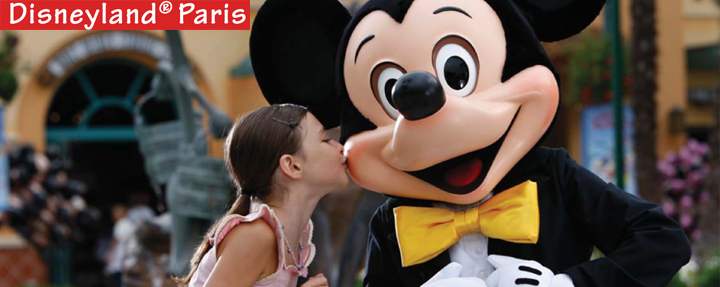 Disneyland Paris Breaks - Coach trips to Disneyland Paris