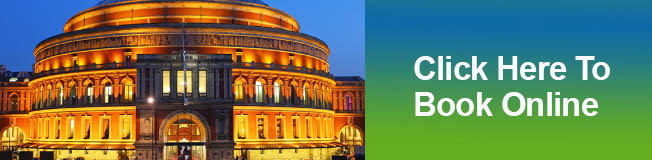 Raymond Gubbay's Classical Spectacular at the Albert Hall with Newmarket Holidays