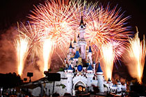 New Year in Disneyland Paris