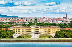 Coach holidays in central europe