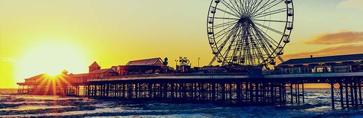 Blackpool pier