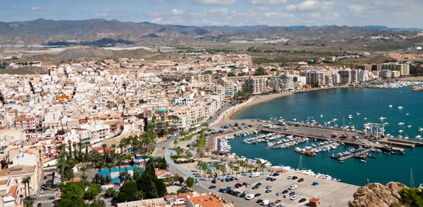 costa almeria holidays
