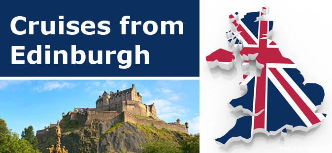 Cruises from Edinburgh