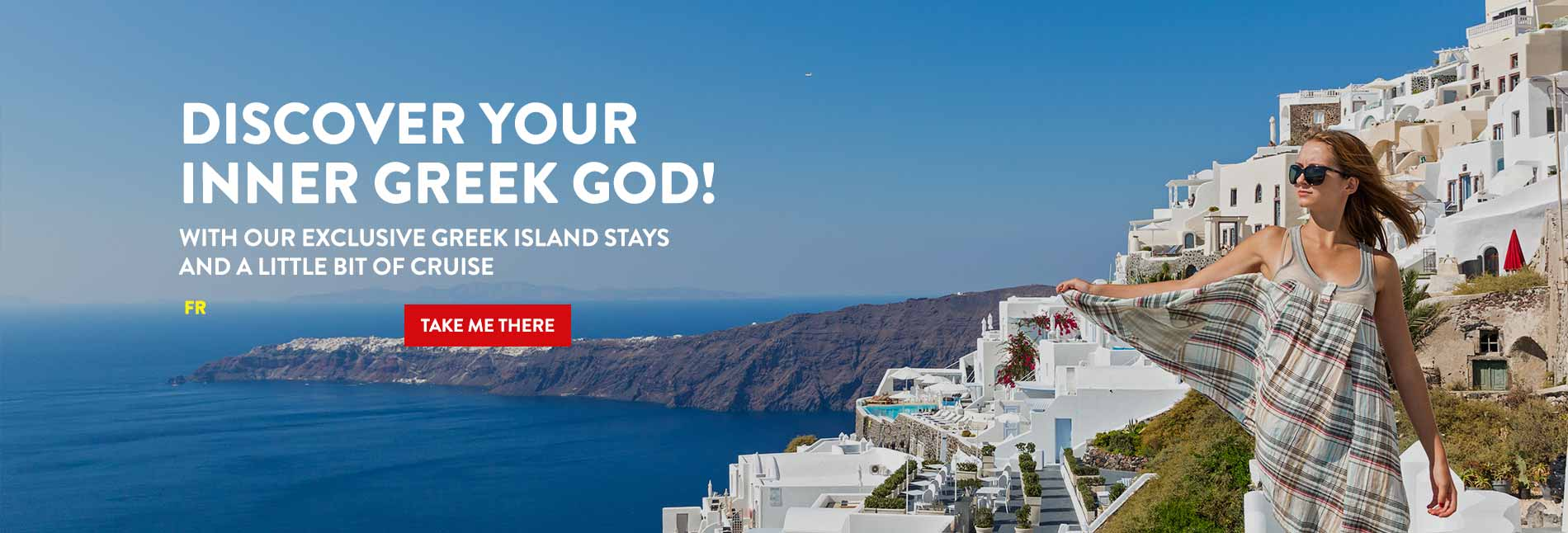 Greece Cruise Deals