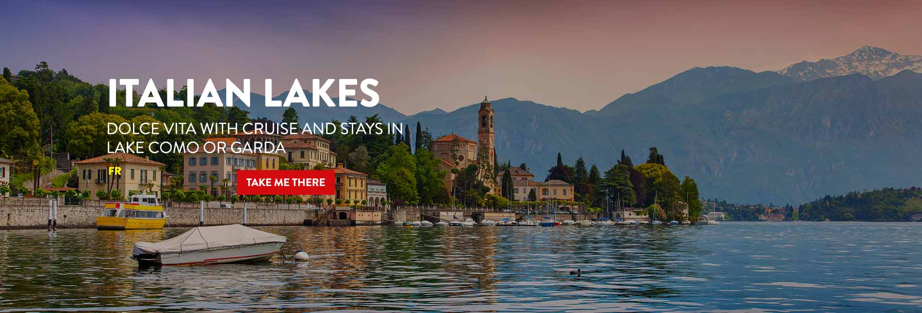 Italian Lakes Cruise Deals