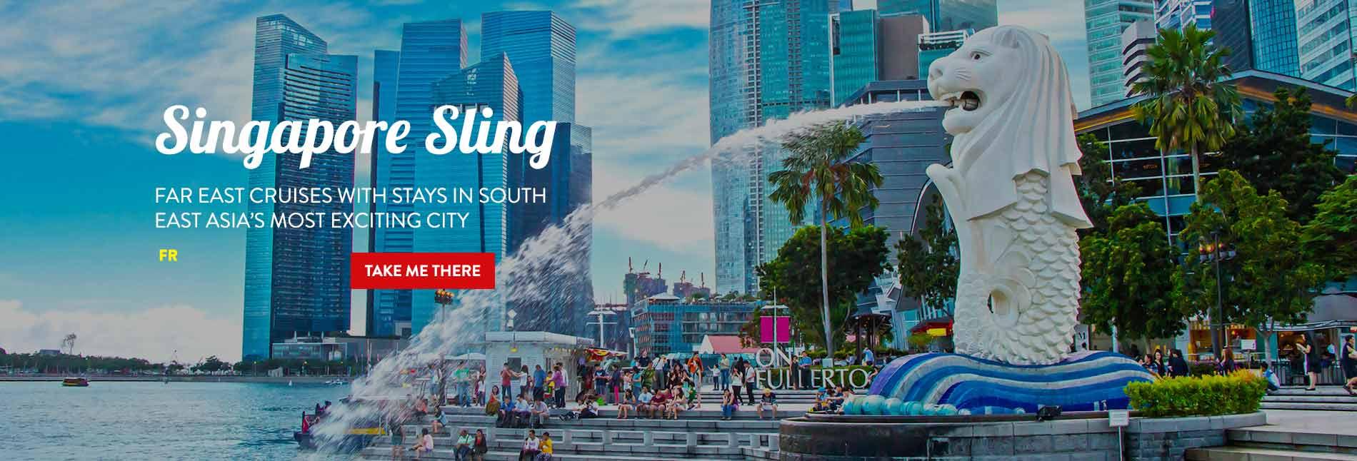 Singapore Cruise Deals