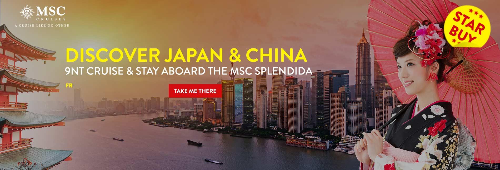 MSC Splendida Cruise Deals