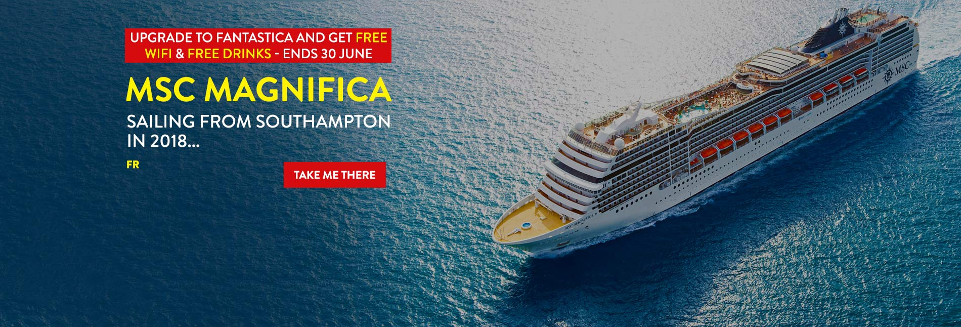 MSC Magnifica Cruise Deals