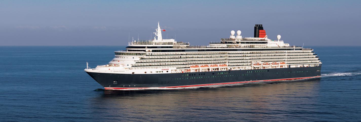 Queen Victoria  Cunard Cruise Line