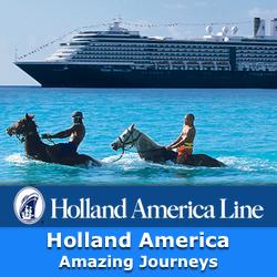 Holland America Cruise Line Holidays