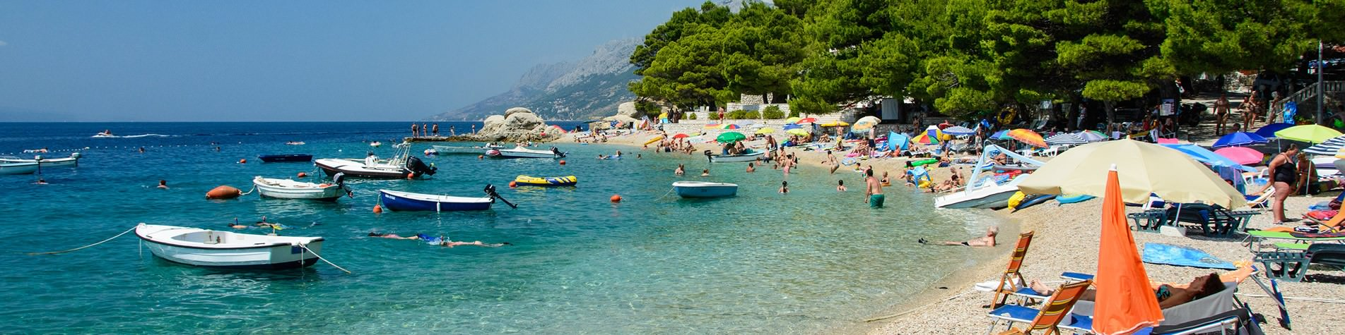 Makarska Holidays with Cyplon Holidays