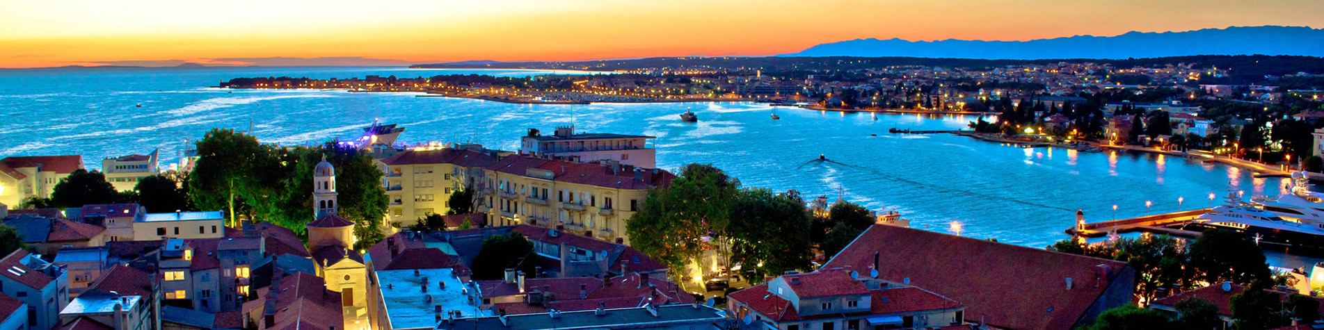 Zadar Holidays with Cyplon Holidays