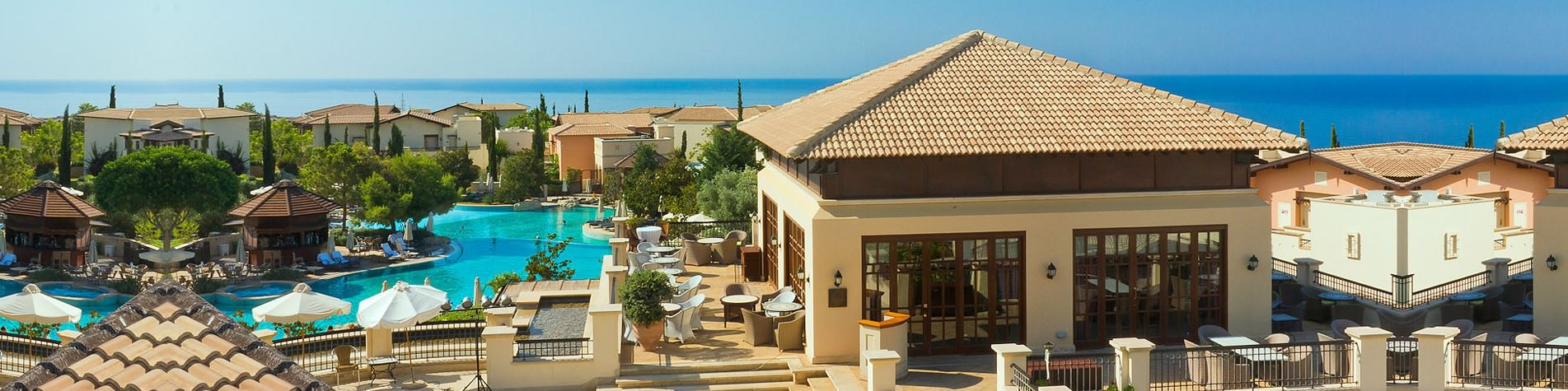 Stunning Aphrodite Hills Resort Holidays