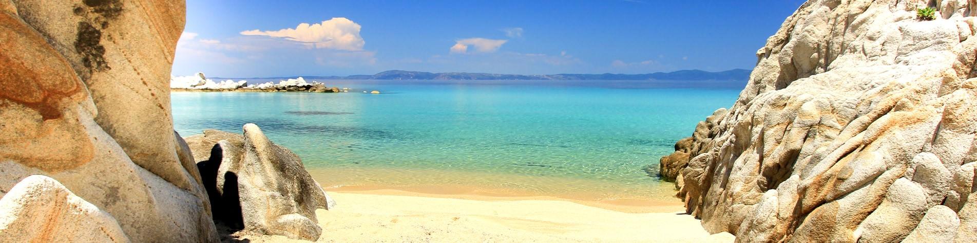 Halkidiki Holidays with Cyplon Holidays