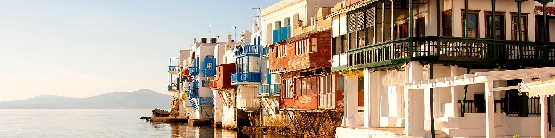 Stunning Mykonos Island Holidays