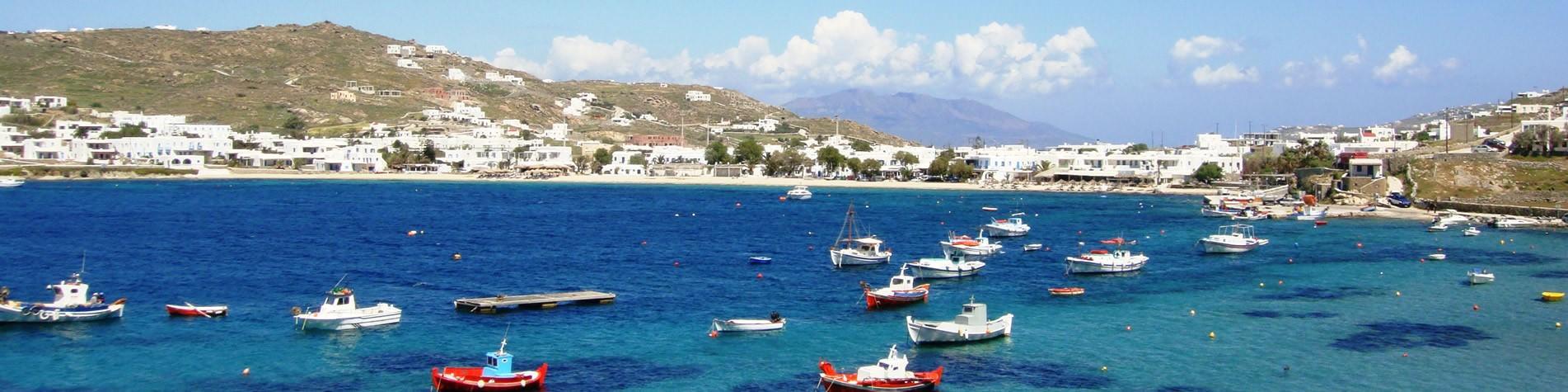 Mykonos Island Holidays with Cyplon Holidays