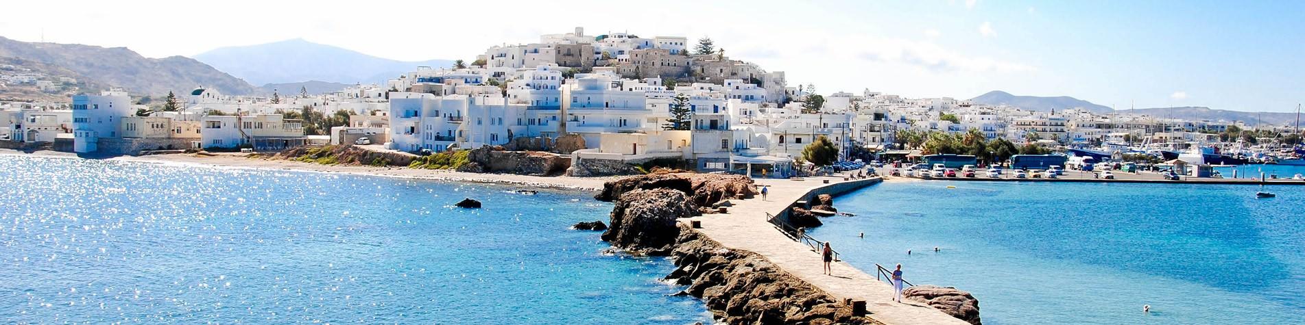 Naxos Island Holidays with Cyplon Holidays