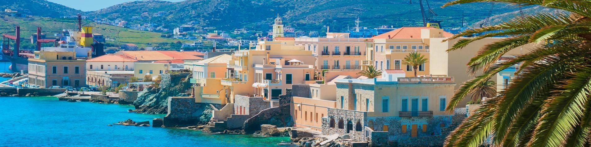 Paros Island Holidays
